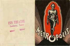 Metropolis - 27 x 40 Movie Poster - Style C