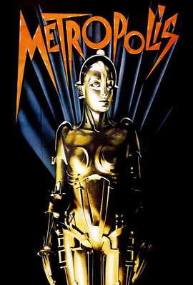 Metropolis - 27 x 40 Movie Poster - Style D
