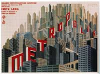 Metropolis - 43 x 62 Movie Poster - French Style A