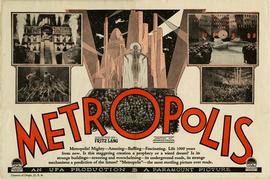 Metropolis - 11 x 17 Movie Poster - Style O
