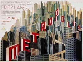 Metropolis - 11 x 14 Poster UK Style A