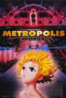 Metropolis - 27 x 40 Movie Poster - Style A