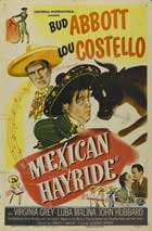 Mexican Hayride - 11 x 17 Movie Poster - Style A