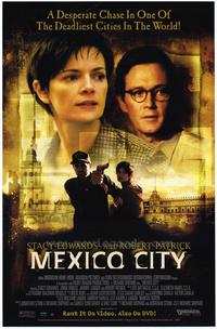 Mexico City - 11 x 17 Movie Poster - Style A