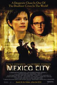 Mexico City - 27 x 40 Movie Poster - Style A