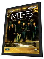 MI-5 (TV) - 11 x 17 TV Poster - Style A - in Deluxe Wood Frame