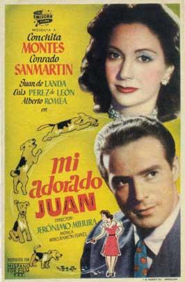 Mi adorado Juan - 11 x 17 Movie Poster - Spanish Style A