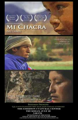 Mi chacra - 11 x 17 Movie Poster - Style A