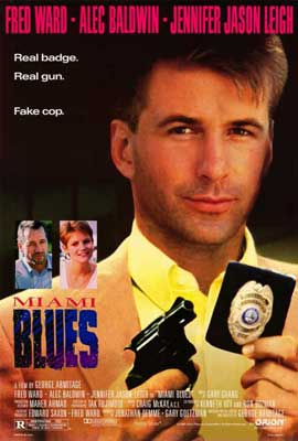 Miami Blues - 11 x 17 Movie Poster - Style A
