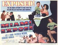 Miami Expose - 11 x 14 Movie Poster - Style A