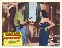 Miami Expose - 11 x 14 Movie Poster - Style B