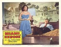 Miami Expose - 11 x 14 Movie Poster - Style E