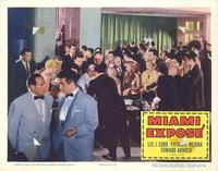 Miami Expose - 11 x 14 Movie Poster - Style G