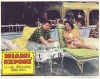 Miami Expose - 11 x 14 Movie Poster - Style H