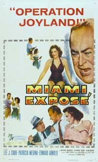 Miami Expose - 11 x 17 Movie Poster - Style K
