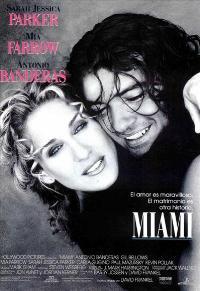 Miami Rhapsody - 11 x 17 Movie Poster - Spanish Style A