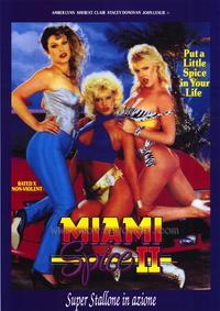 Miami Spice 2 - 27 x 40 Movie Poster - Italian Style A