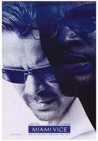 Miami Vice - 43 x 62 Movie Poster - Bus Shelter Style A