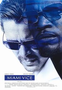 Miami Vice - 11 x 17 Movie Poster - Style B