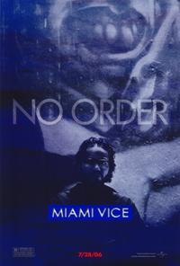 Miami Vice - 11 x 17 Movie Poster - Style E