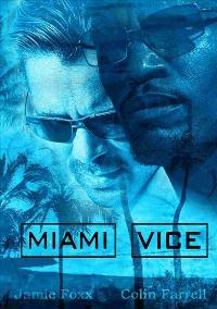 Miami Vice - 11 x 17 Movie Poster - Style F