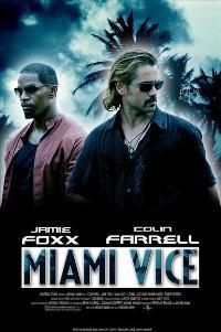 Miami Vice - 11 x 17 Movie Poster - Style J