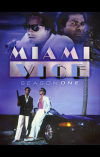 Miami Vice (TV) - 11 x 17 TV Poster - Style B