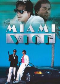 Miami Vice (TV) - 27 x 40 TV Poster - Style D