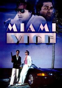 Miami Vice (TV) - 11 x 17 TV Poster - Style I