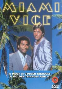 Miami Vice (TV) - 27 x 40 TV Poster - Style G