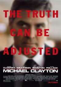 Michael Clayton - 43 x 62 Movie Poster - Bus Shelter Style A