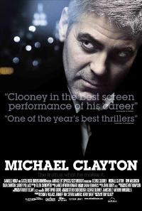 Michael Clayton - 43 x 62 Movie Poster - Bus Shelter Style C