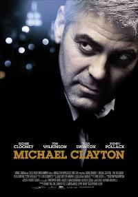 Michael Clayton - 43 x 62 Movie Poster - Bus Shelter Style D