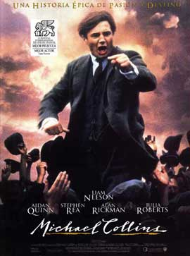 Michael Collins - 27 x 40 Movie Poster - Spanish Style A