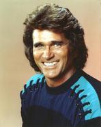 Michael Landon - Michael Landon smiling Portrait