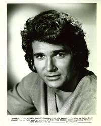 Michael Landon - 8 x 10 B&W Photo #53