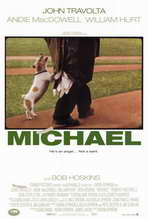Michael - 27 x 40 Movie Poster - Style B