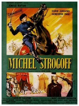 Michael Strogoff - 11 x 17 Movie Poster - French Style A