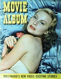 Michele Morgan - 11 x 17 Movie Album Magazine Cover 1940's Style A