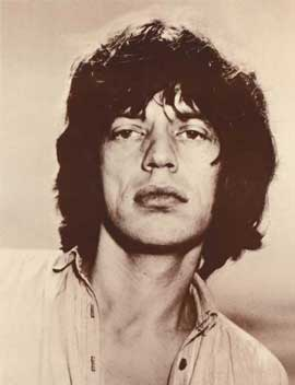 Mick Jagger - 11 x 14 Movie Poster - Style A