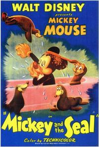 Mickey and the Seal - 27 x 40 Movie Poster - Style A
