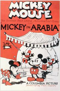Mickey in Arabia - 43 x 62 Movie Poster - Bus Shelter Style A