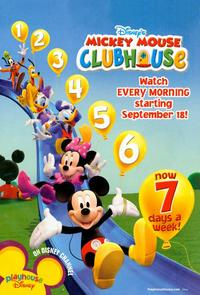 Mickey Mouse Clubhouse (TV) - 11 x 17 TV Poster - Style A