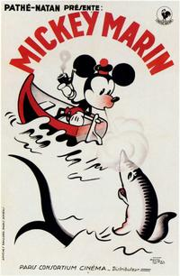 Mickey Mouse - 11 x 17 Poster - Foreign - Style B