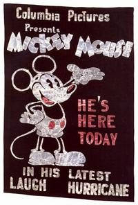 Mickey Mouse - 27 x 40 Movie Poster - Style A