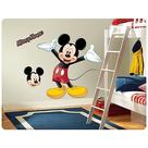 Mickey Mouse - Disney Peel and Stick Giant Wall Applique