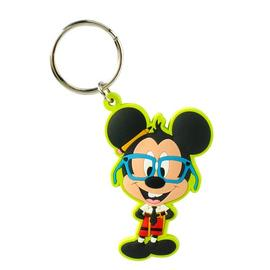Mickey Mouse - Disney Nerds Soft Touch Key Chain