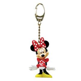 Mickey Mouse - Minnie Mouse Figural Key Chain