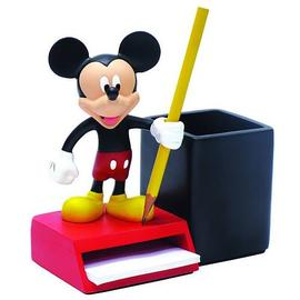 Mickey Mouse - Pencil and Notepad Holder