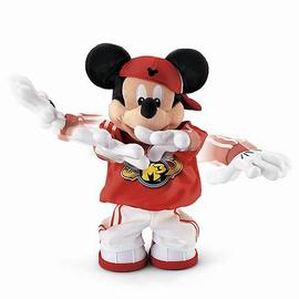 Mickey Mouse - Bust A Move Master Plush